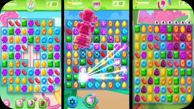 Tips Candy Crush jelly Saga poster