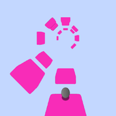 Roll N Jumping Ball - Casual Game icon