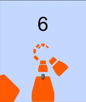 Roll N Jumping Ball - Casual Game screenshot 3