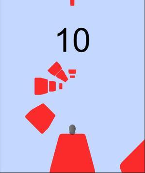 Roll N Jumping Ball - Casual Game screenshot 2