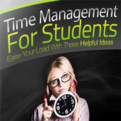 Time Management For Students icon