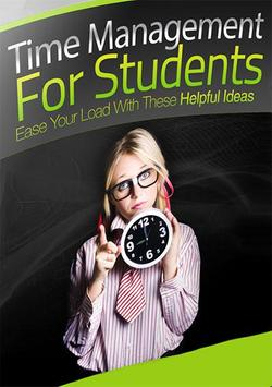 Time Management For Students poster