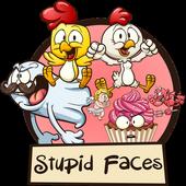 Emoji camera stickers icon