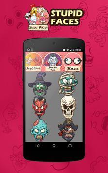Emoji camera stickers screenshot 1