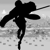 sword gun icon