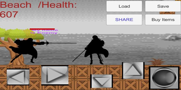 sword gun apk screenshot