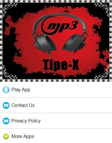 Tipe - X Full Album Mp3 for Android - APK Download