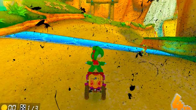 Tips Super Mario Kart 8 apk screenshot