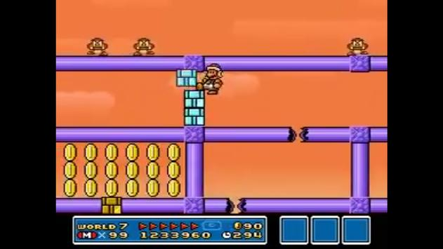 Tips Super Mario Bros 3 apk screenshot