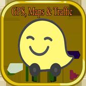New Waze Navigation 2017 Tips icon