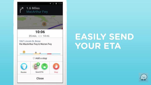 New Waze Navigation 2017 Tips apk screenshot