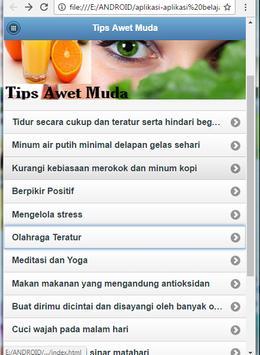 Tips Younger screenshot 3