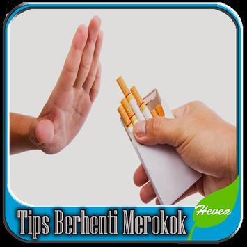 Tips Berhenti Merokok poster