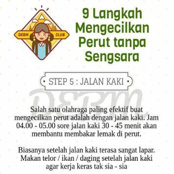 Tips Diet Ampuh Menyenangkan poster