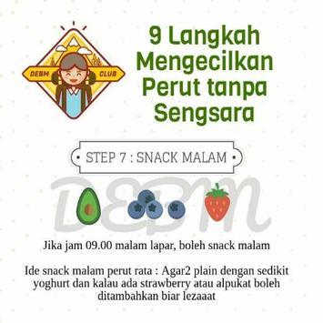 Tips Diet Ampuh Menyenangkan apk screenshot