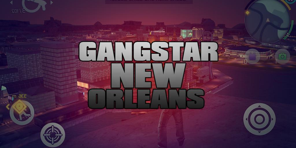 Tips Gangstar New Orleans poster
