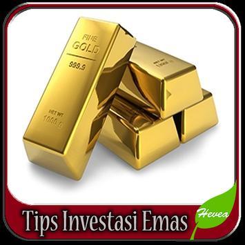 Tips Investasi Emas poster
