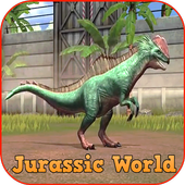 Guide Lego Jurassic Word icon
