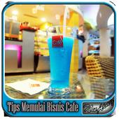 Tips Memulai Bisnis Cafe icon