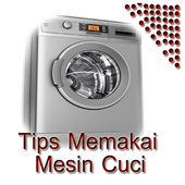 Tips Memakai Mesin Cuci Baju icon