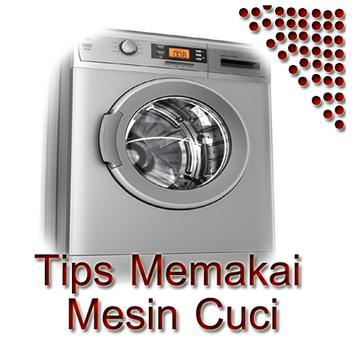 Tips Memakai Mesin Cuci Baju poster