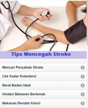 Tips to Prevent Stroke screenshot 5