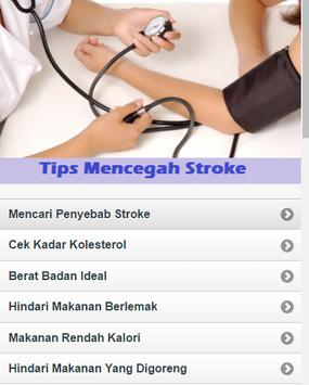 Tips to Prevent Stroke screenshot 8