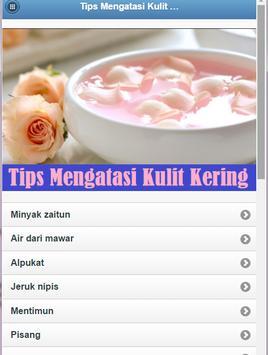 Tips to Overcome Dry Skin screenshot 2