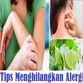 Eliminate Allergy Tips icon