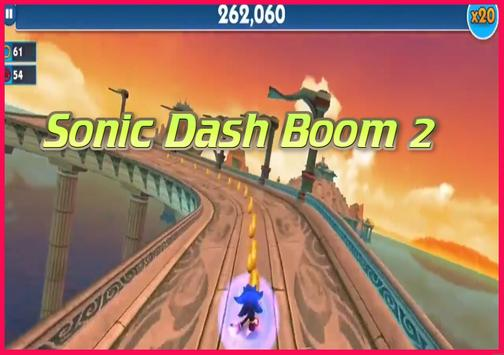 New Guide For Sonic Boom Dash2 poster