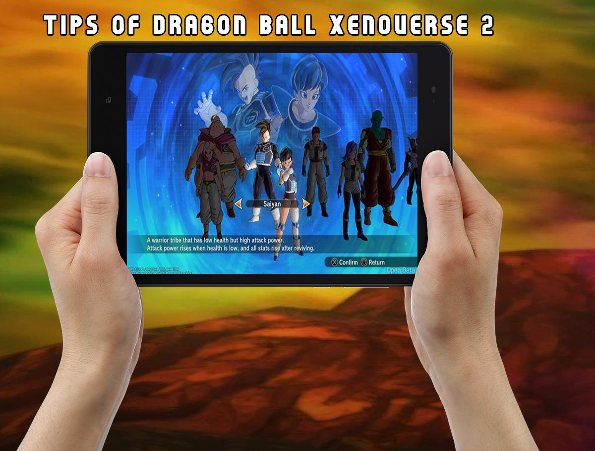 Tips of dragon ball xenoverse 2 for Android - APK Download