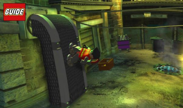 Tips LEGO Batman apk screenshot