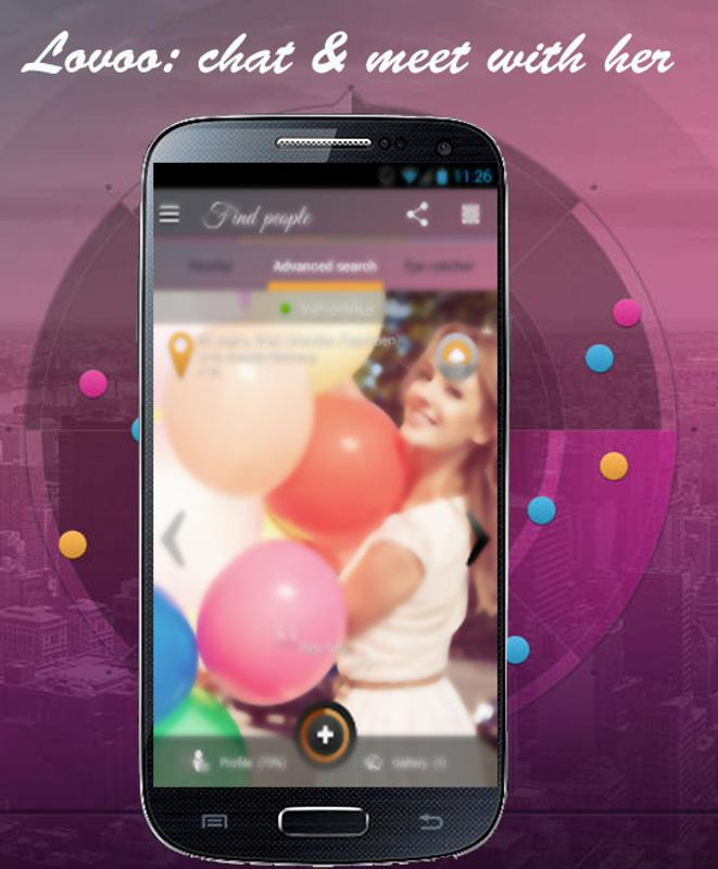 lovoo chat filter
