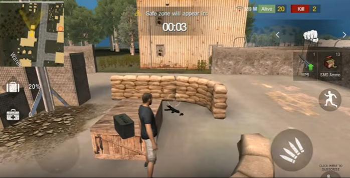 Free Fire - (Battlegrounds survival Battle)Tips apk screenshot
