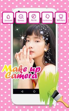 Beauty Camera Makeup Face screenshot 1