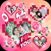 Love Photo Collage Plus icon