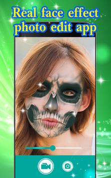 Real Face Effect Photo Editor poster