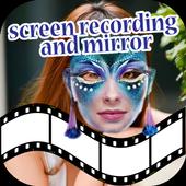 Screen Recording And Mirror icon