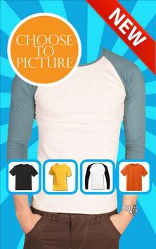 T Shirt Photo Suit poster