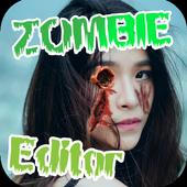 Selfie Zombie Photo Editor icon