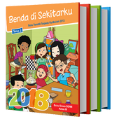 Benda di Sekitarku SD 3 Revisi 2018 icon