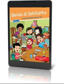 Benda di Sekitarku SD 3 Revisi 2018 screenshot 1