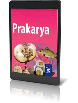 Prakarya SMP Kelas 9 Revisi 2018 screenshot 2