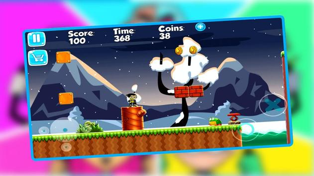 Super Titaans Adventures Go apk screenshot
