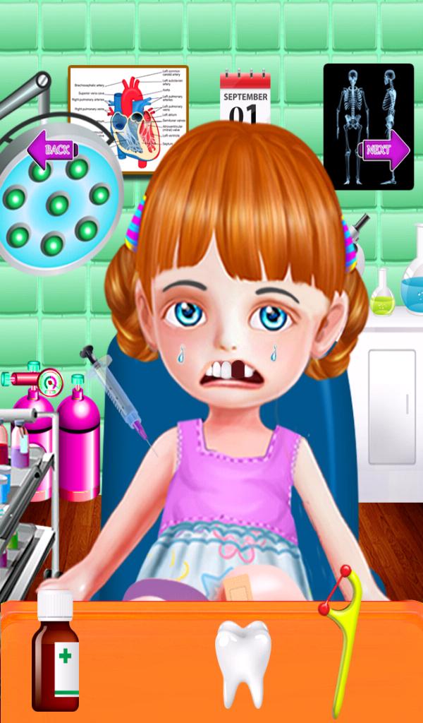 Knee Krankenhaus Doktor-Spiele APK 8.9 für Android