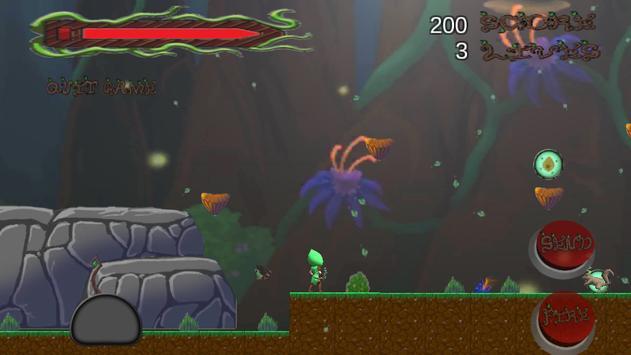 Guardian of the Forest! apk screenshot