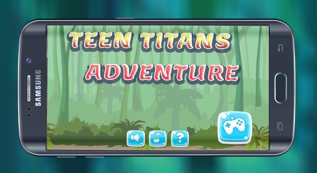 Titans Go Adventures poster