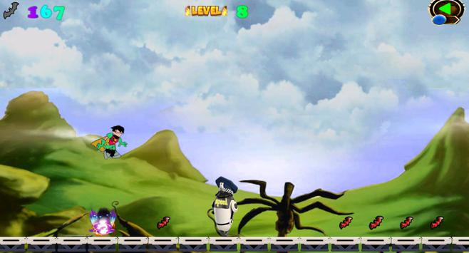 super titans run fight screenshot 3