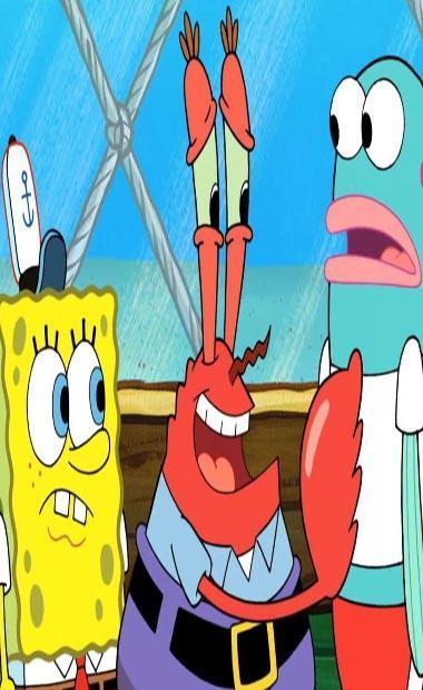 Mr Krabs Hd Wallpaper Sepongebob Patrik Famely For