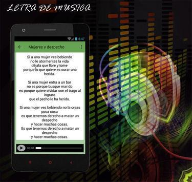 Arelys Henao Señor prohibido Musica apk screenshot